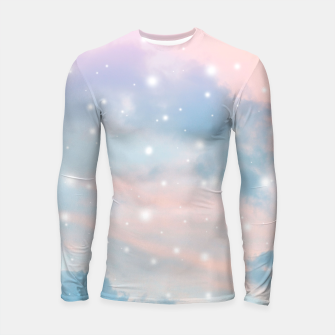 Thumbnail image of Pastel Cosmos Dream #2 #decor #art  Longsleeve rashguard, Live Heroes