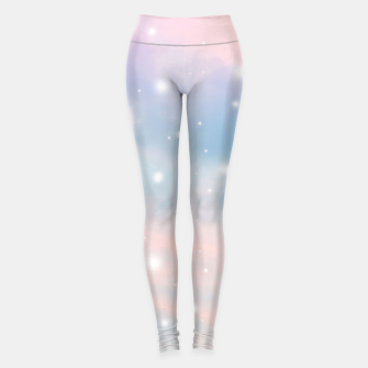 Thumbnail image of Pastel Cosmos Dream #2 #decor #art  Leggings, Live Heroes