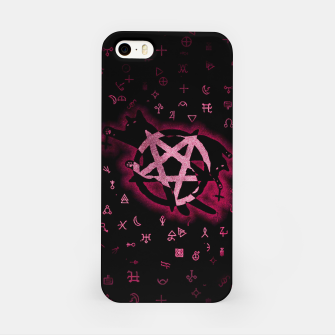 Thumbnail image of Cats with pentagram Obudowa iPhone, Live Heroes