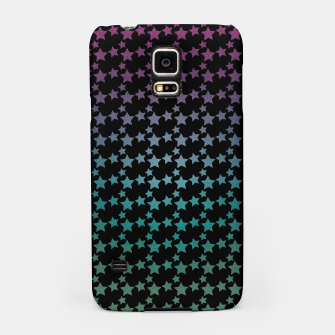 Thumbnail image of Stars gradient pattern Samsung Case, Live Heroes