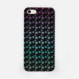 Thumbnail image of Stars gradient pattern iPhone Case, Live Heroes