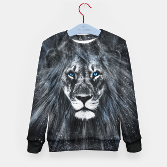 Miniatur The Dark Lion Kindersweatshirt, Live Heroes