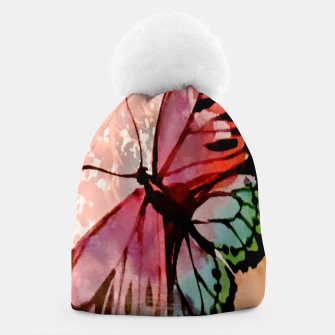 Thumbnail image of Butterfly Beanie, Live Heroes