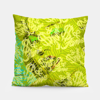 Thumbnail image of Money & Fame Pillow, Live Heroes
