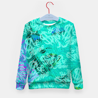 Thumbnail image of Money & Fame Kid's sweater, Live Heroes