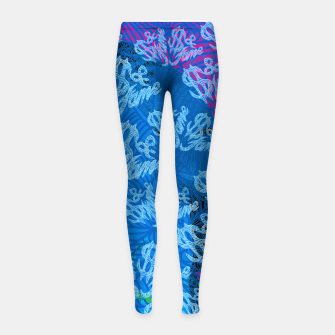 Money & Fame Girl's leggings thumbnail image