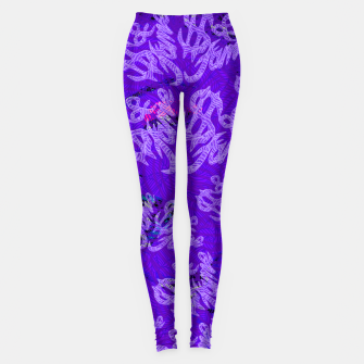Thumbnail image of Money & Fame Leggings, Live Heroes