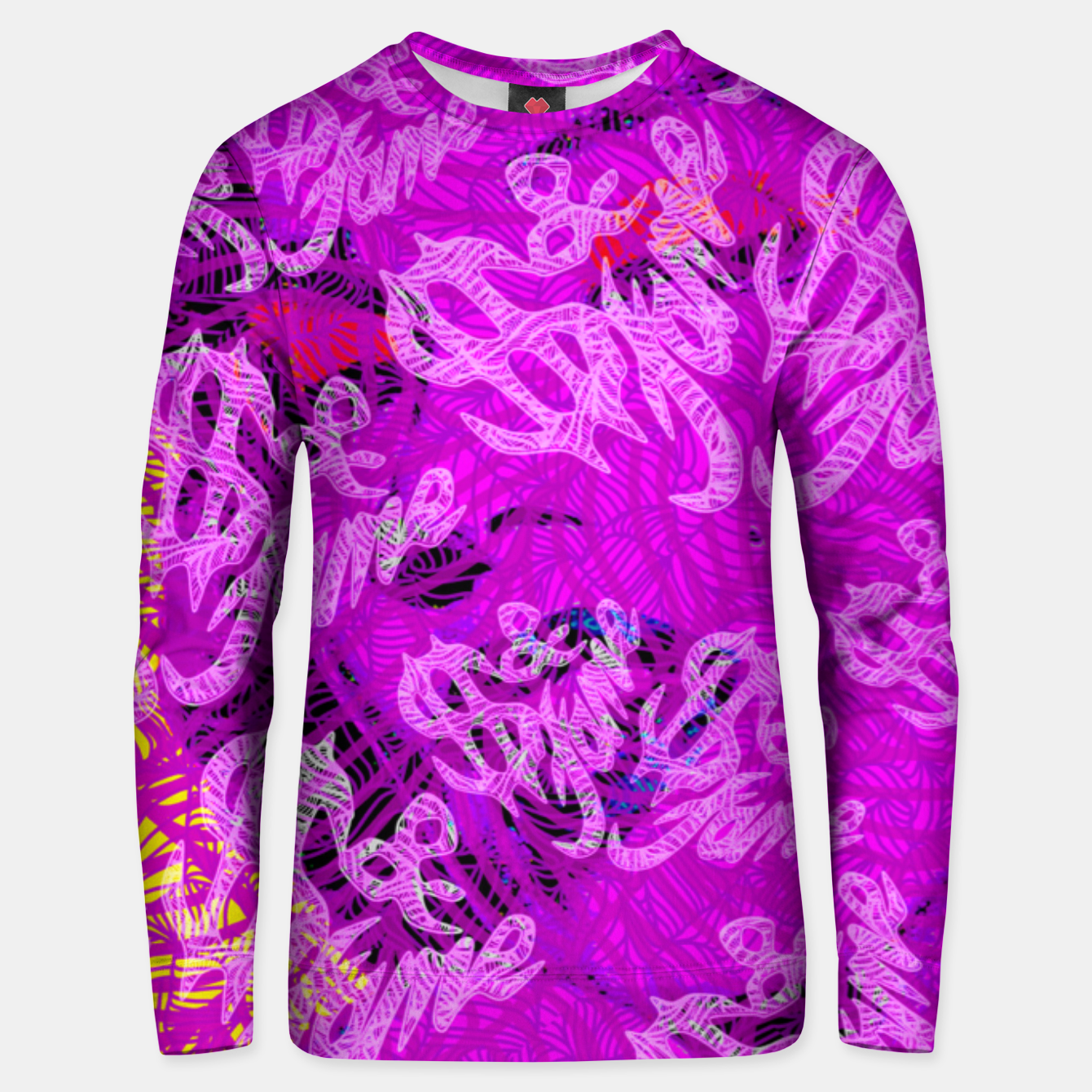 Image of money & Fame Unisex sweater - Live Heroes