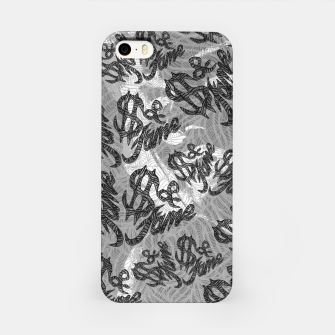 Thumbnail image of Money & Fame iPhone Case, Live Heroes