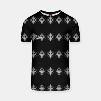 Miniatur mechanical diamonds, geometric gothic nuances T-shirt, Live Heroes