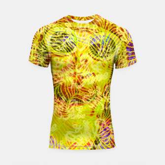 Thumbnail image of Money & Fame Shortsleeve rashguard, Live Heroes