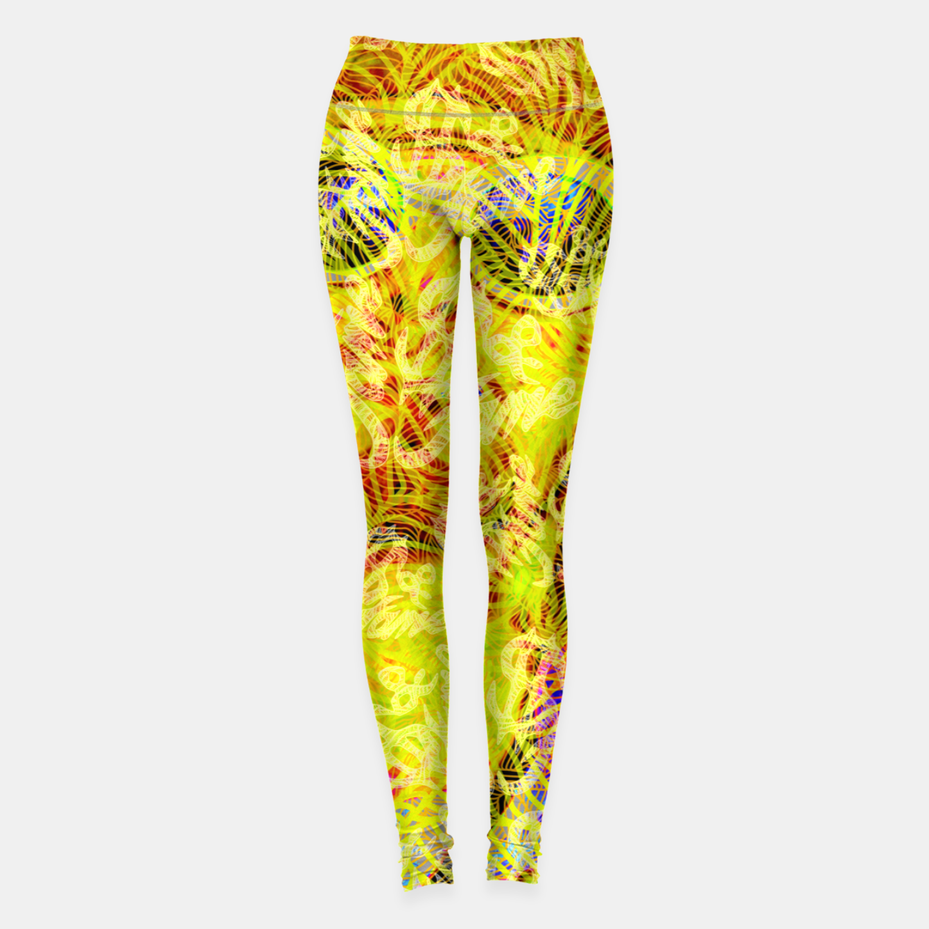 Image of Money & Fame Leggings - Live Heroes