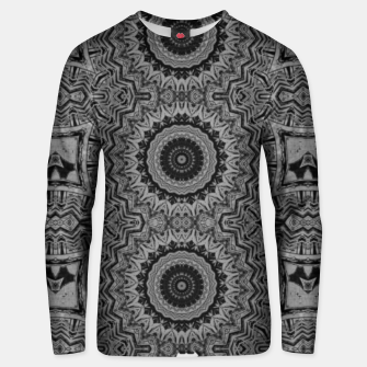 Thumbnail image of vintage comics - mad design, neo-gothic, urban, pulp Unisex sweater, Live Heroes