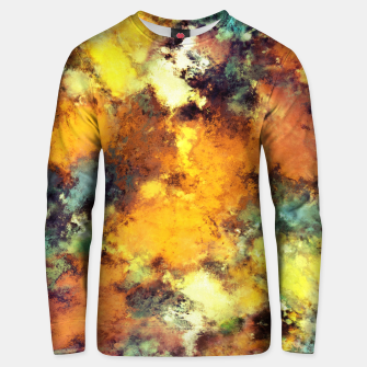 Thumbnail image of Erupt Unisex sweater, Live Heroes