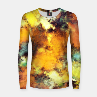 Thumbnail image of Erupt Women sweater, Live Heroes
