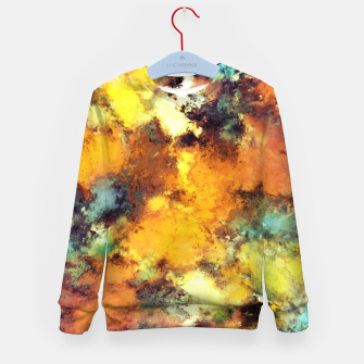 Thumbnail image of Erupt Kid's sweater, Live Heroes