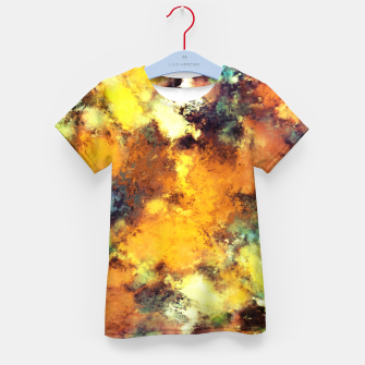 Thumbnail image of Erupt Kid's t-shirt, Live Heroes