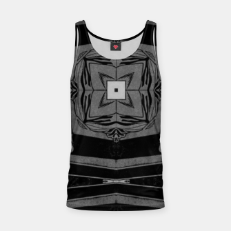 Thumbnail image of vintage comics - square, neo-gothic, urban, pulp Tank Top, Live Heroes