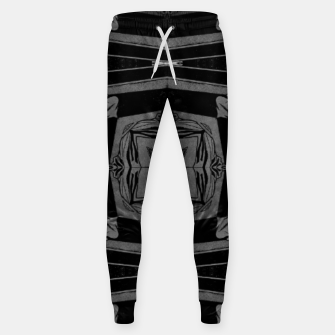 Thumbnail image of vintage comics - square, neo-gothic, urban, pulp Sweatpants, Live Heroes