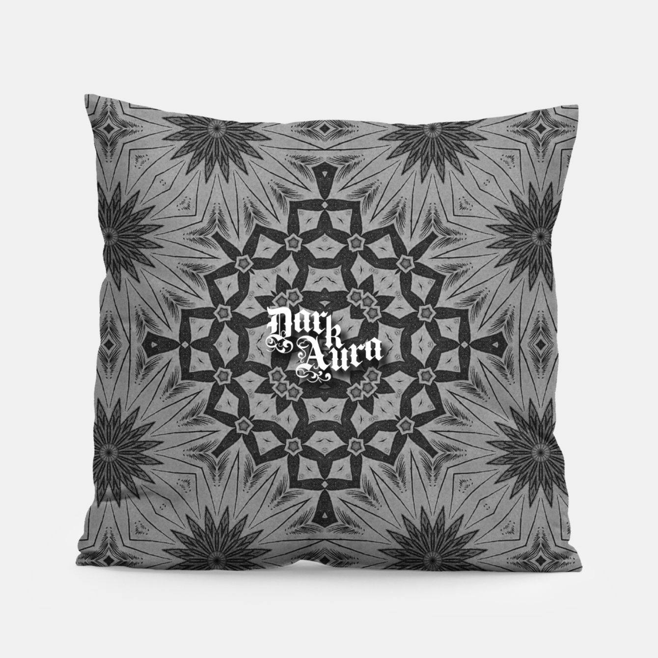 Image of vintage comics - star, metal, industrial, geometry Pillow - Live Heroes