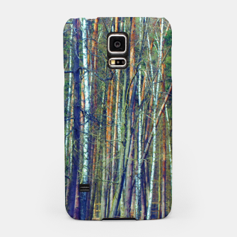Birch forest  Samsung Case thumbnail image