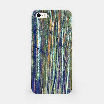 Birch forest  iPhone Case thumbnail image