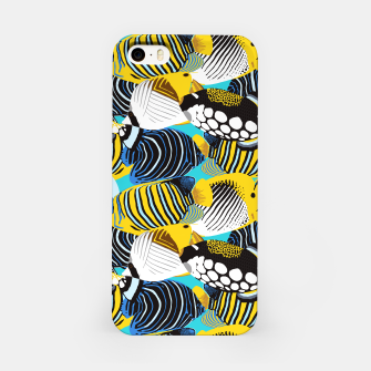 Thumbnail image of Tropical Fish iPhone Case, Live Heroes