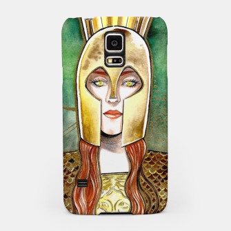 Thumbnail image of Girl be an Athena Samsung Case, Live Heroes