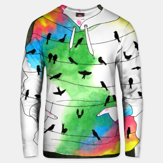 Thumbnail image of hoodie Unisex sweater, Live Heroes