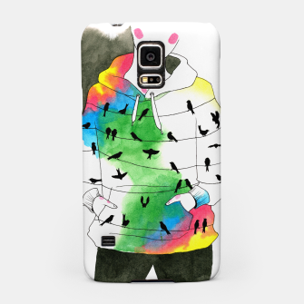 Thumbnail image of hoodie Samsung Case, Live Heroes