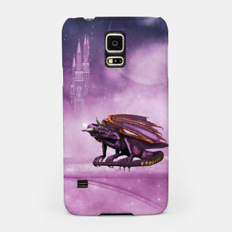 Thumbnail image of Wonderful dragon in the sky Samsung Case, Live Heroes