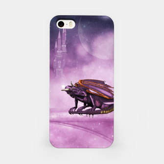 Thumbnail image of Wonderful dragon in the sky iPhone Case, Live Heroes