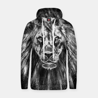 Thumbnail image of Silver Lion Kapuzenpullover, Live Heroes