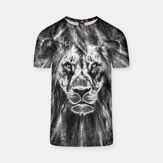 Thumbnail image of Silver Lion T-Shirt, Live Heroes