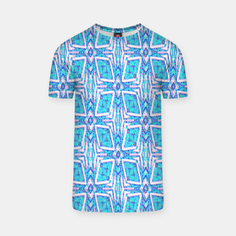 Thumbnail image of Geometric Doodle 1 T-shirt, Live Heroes