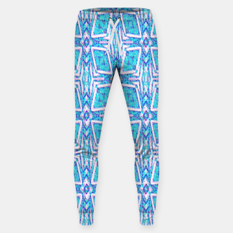Thumbnail image of Geometric Doodle 1 Sweatpants, Live Heroes