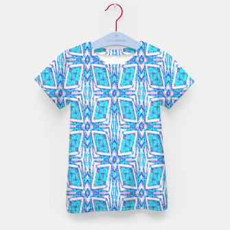Thumbnail image of Geometric Doodle 1 Kid's t-shirt, Live Heroes