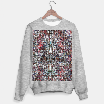Animal Texture Sweater regular thumbnail image
