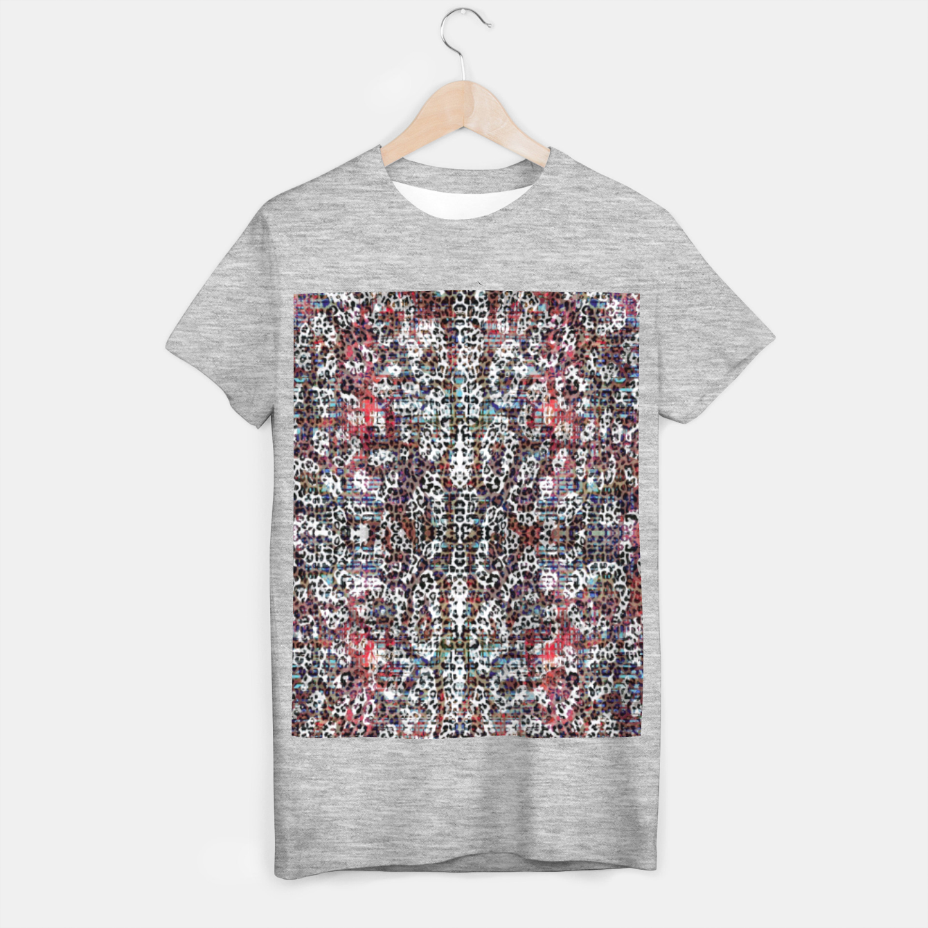 Image of Animal Texture T-shirt regular - Live Heroes