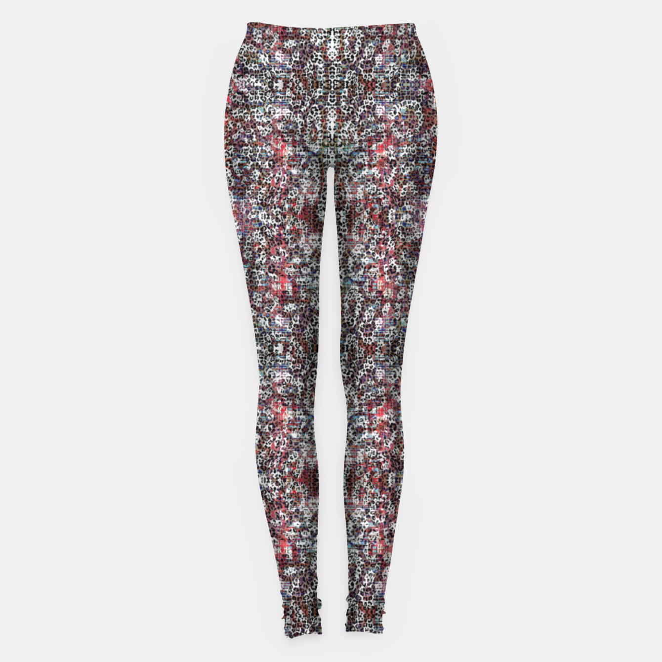 Foto Animal Texture Leggings - Live Heroes