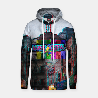 Thumbnail image of vapor central bart Hoodie, Live Heroes
