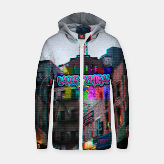 Miniaturka vapor central bart Zip up hoodie, Live Heroes