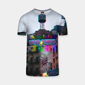 Thumbnail image of vapor central bart T-shirt, Live Heroes