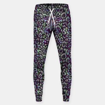 Animal Texture Sweatpants miniature