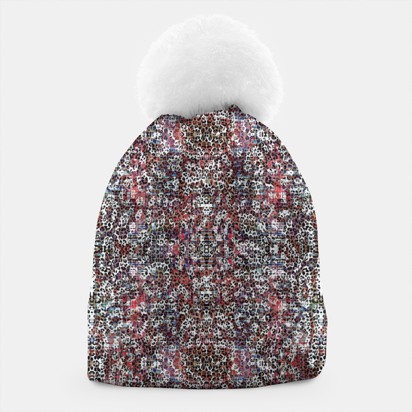 Foto Animal Texture Beanie - Live Heroes