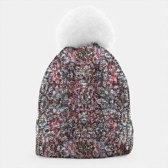 Animal Texture Beanie miniature