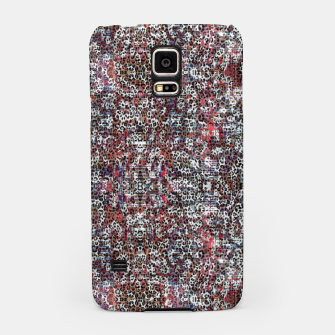 Animal Texture Samsung Case miniature