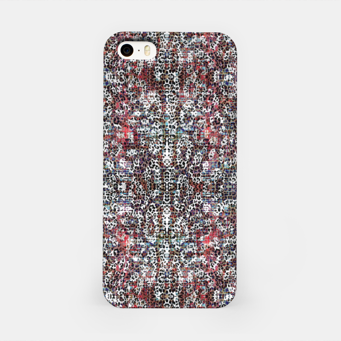 Foto Animal Texture iPhone Case - Live Heroes