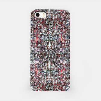 Miniatur Animal Texture iPhone Case, Live Heroes