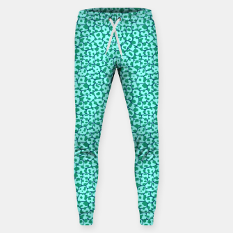 Animal mix - crocodile/snake skin 01 Sweatpants Bild der Miniatur